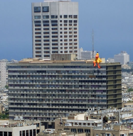 Ratusz miejski w Tel Awiwie
