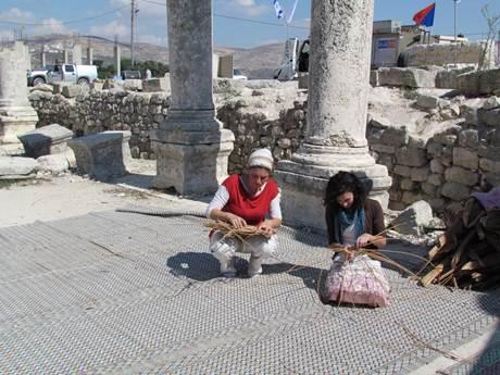Sebastia, Samaria, Szomron