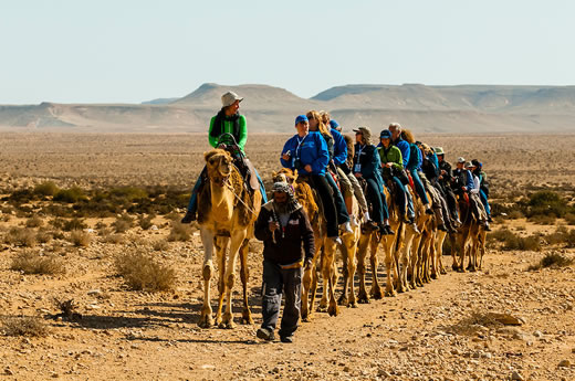 Z wizytą u izraelskich Beduinów