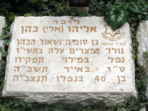 Wzgórze Herzla w Jerozolimie